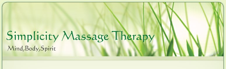 Simplicity Massage Therapy  -      Mind,Body,Spirit        817-294-4485